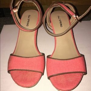 JC Penney wedges